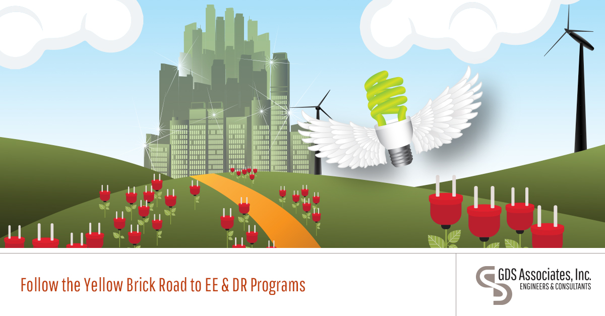 Follow the Yellow Brick Road to Energy Efficiency and Demand Response Programs