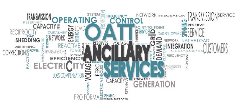 OATT Ancillary Services